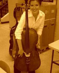 Alyssa Smith - Cello