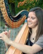 Caroline Scism - Harp