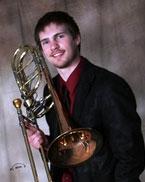 Reid Clagett - Bass Trombone